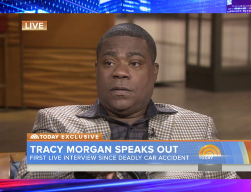 Just Incase you missed it: #TracyMorgan 's Exclusive First Interview since Tragic Accident [VIDEO]. #DishNation  #RSMS