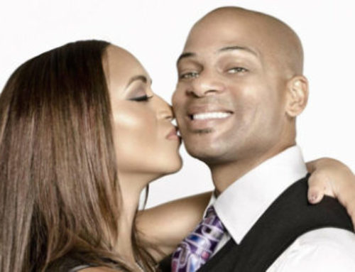 Rock-T from the Rickey Smiley Morning Radio Show and His Wife Talk Private Dances, Being a Slave and More
